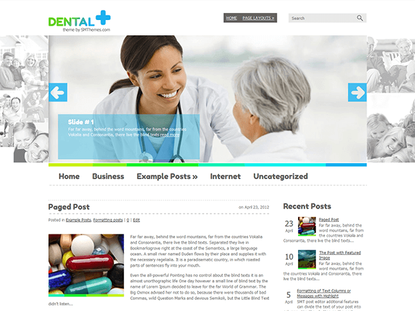 Dental WordPress