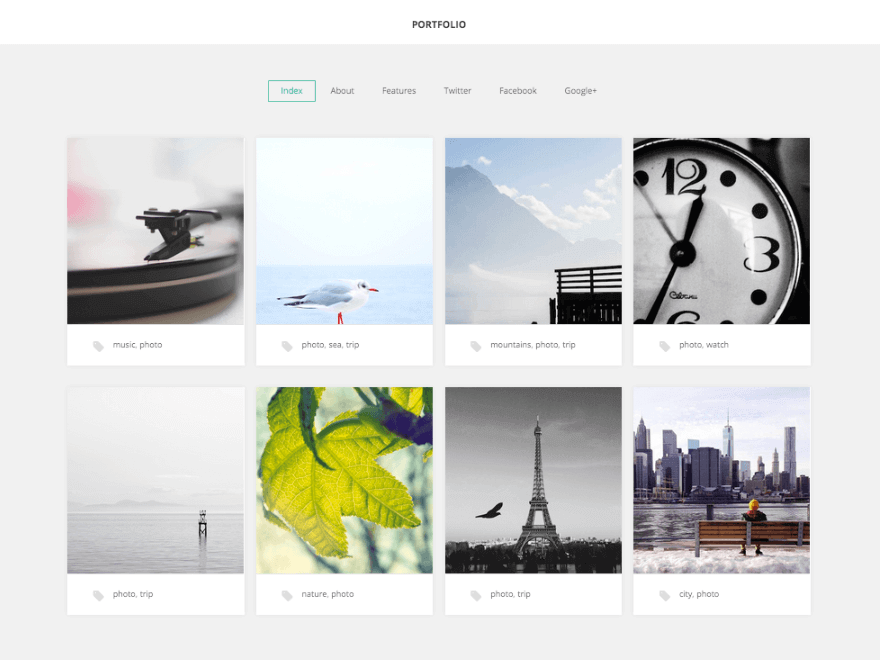 40+ Best Free Portfolio WordPress Themes of 2018