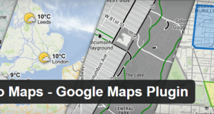 Free Google Map WordPress Plugins