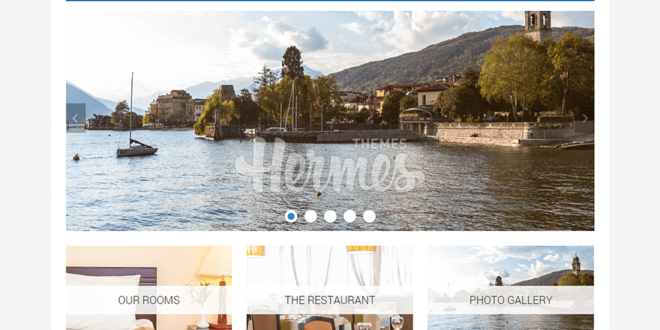 Free Hotel And Tourism WordPress Themes