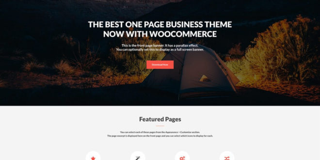 50+ Best Free WordPress Multipurpose Themes 2018
