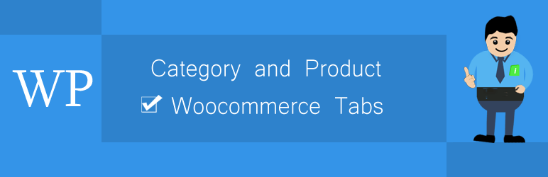 Category and Product Woocommerce Tabs