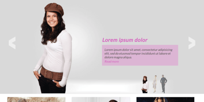 Free WordPress Fashion Themes