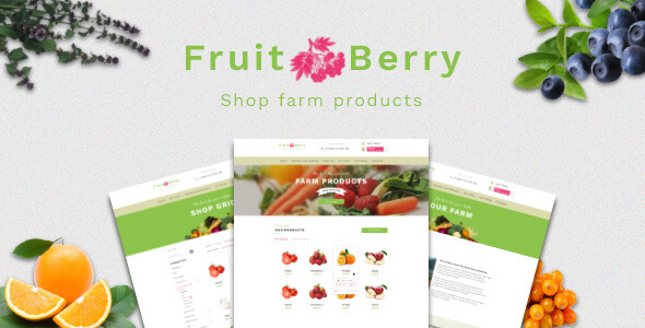 Fruit & Berry – shop farm products