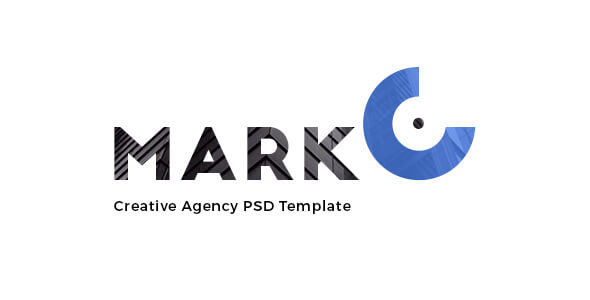 MarkO - Creative Agency and Portfolio PSD Template