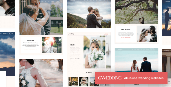 Grand Wedding | Wedding WordPress