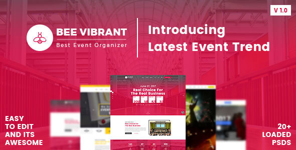Event Conference - Events, Meetings & Conferences