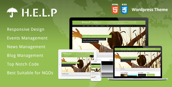 Best NGO WordPress Themes
