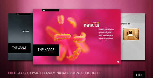 Broadside PSD Template