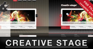 best Creative PSD Templates