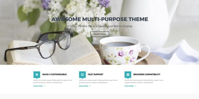 38+ Best Free WordPress Themes 2018