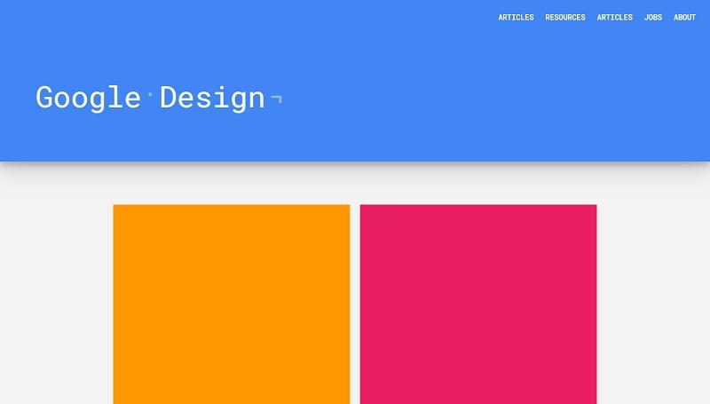 Google Design Loader