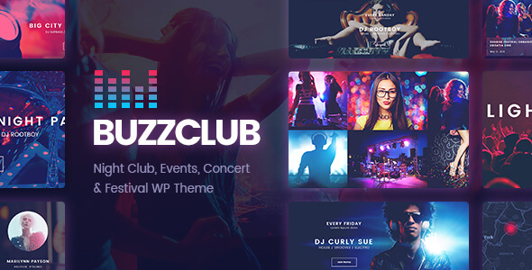 Best Night Club WordPress Themes