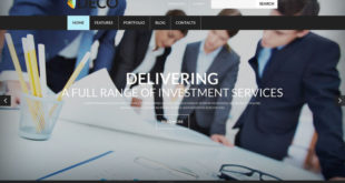 Investment WordPress Themes