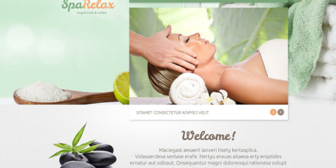 Best Spa Salon WordPress Themes