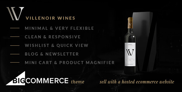 Villenoir BigCommerce Wine Theme