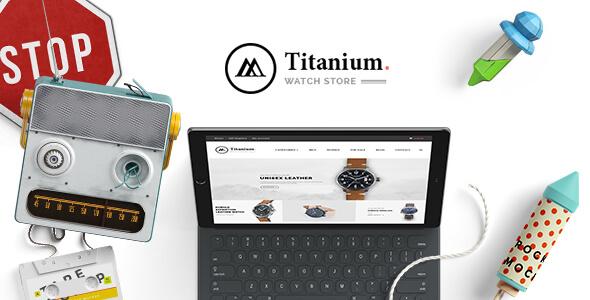 Leo Titanium 3dcart Theme