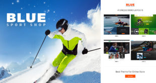 best Sports PrestaShop Themes