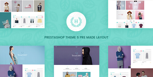 At h2 Responsive Multiple Prestashop Theme