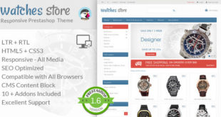 Technology PrestaShop Themes