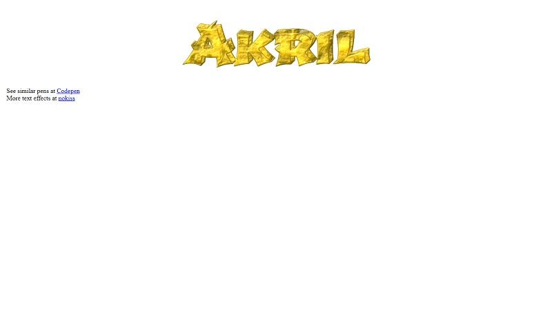 Akril