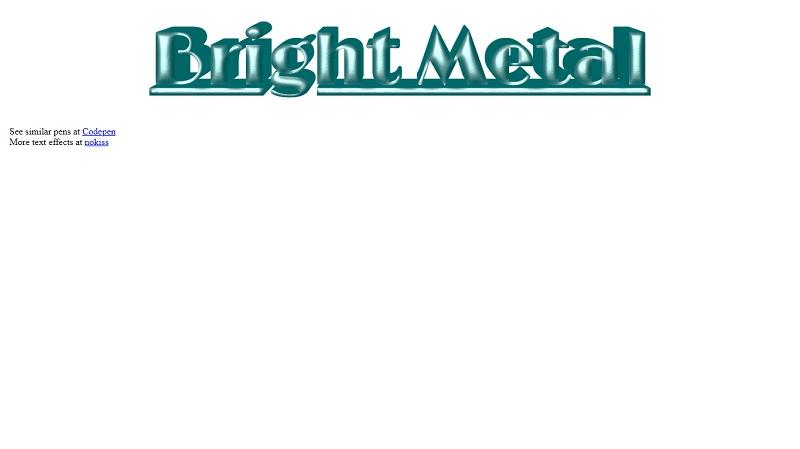 Bright Metal