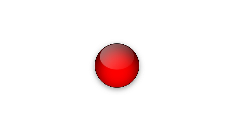 Glossy CSS Button