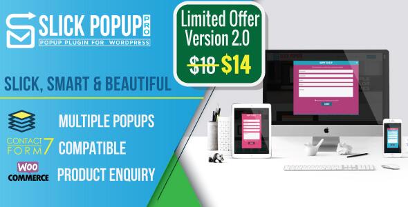 Slick Popup Pro