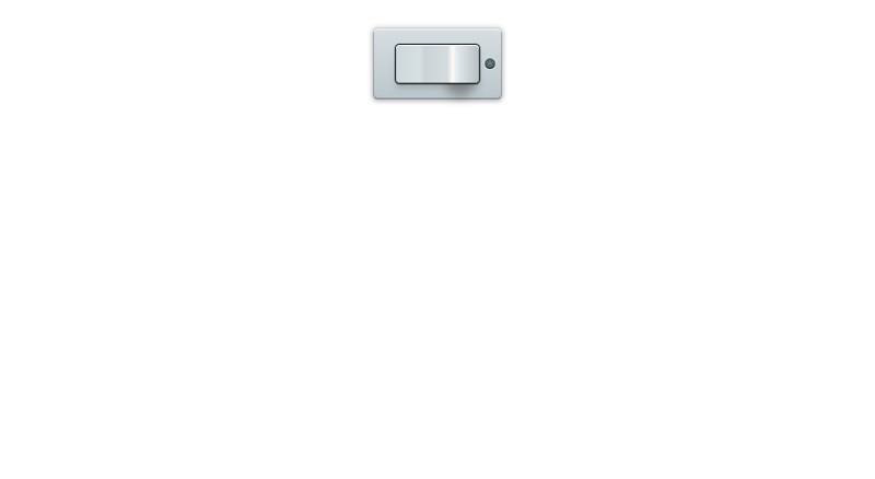 Pure CSS Button Switch