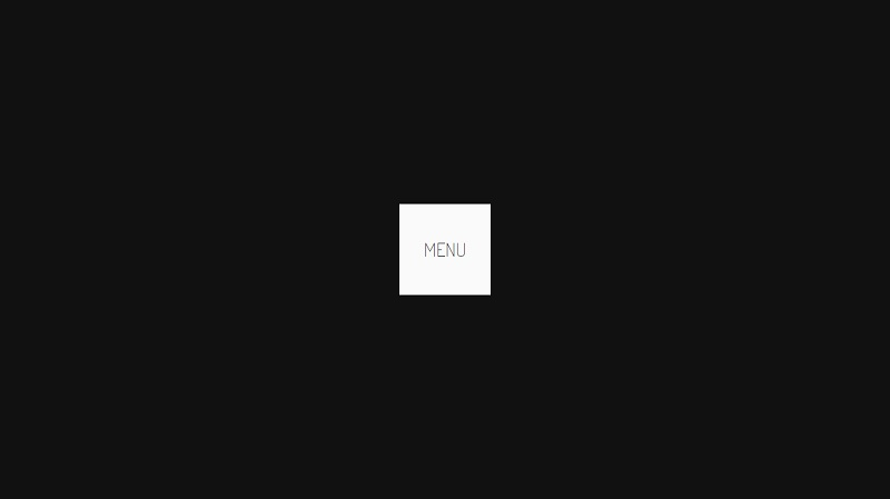 Yet Another Pure CSS Menu