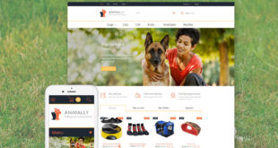 Animals PrestaShop Themes