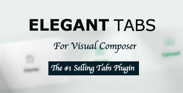 Elegant Tabs for Visual Composer