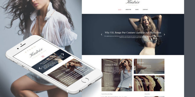 10+ Best Fashion Moto CMS Templates 2019 Ventasoftware
