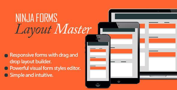 Ninja Forms - Layout Master
