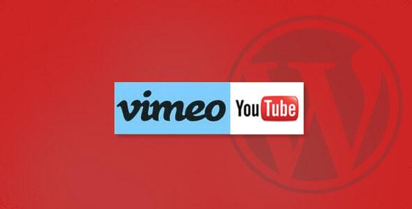 Wordpress Vimeo Youtube Popup Plugin