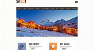 Photography PrestaShop Themes
