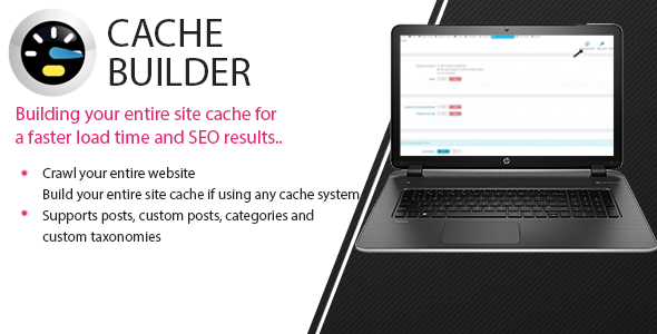 Wordpress Cache Builder And Page crawler And Cache Warmer