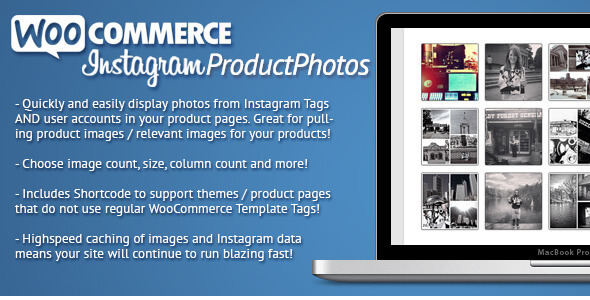 Instagram Product Photos for WooCommerce
