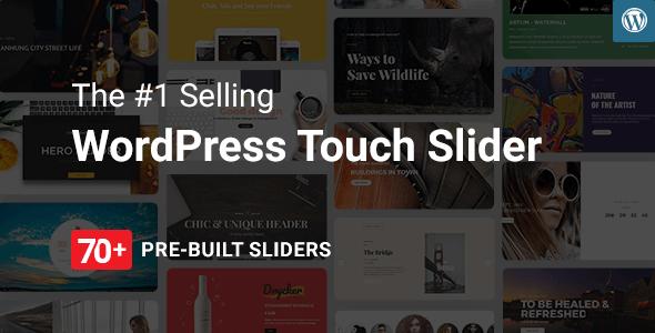 Master Slider - Advanced WordPress Slider Plugin