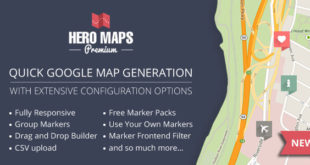 Google Map WordPress Plugins