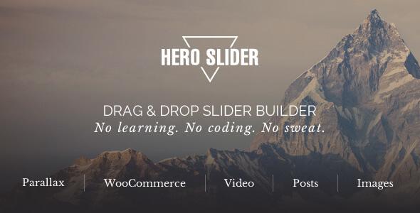 Hero Slider - WordPress Slider Plugin