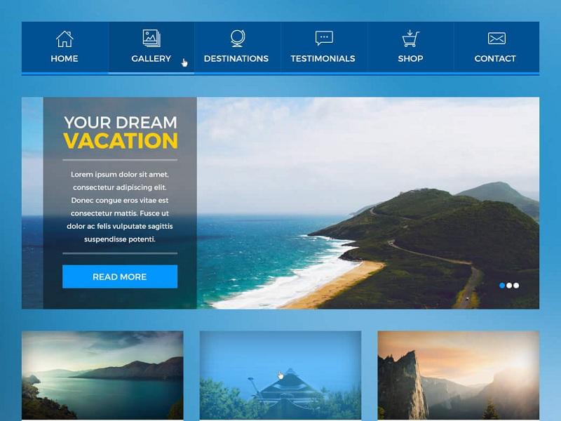 Travel UI Kit