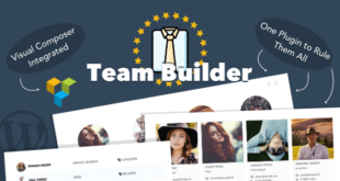 WordPress Team Plugins