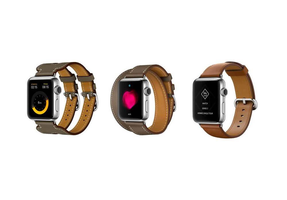 Apple Watch Series 2 Mockups