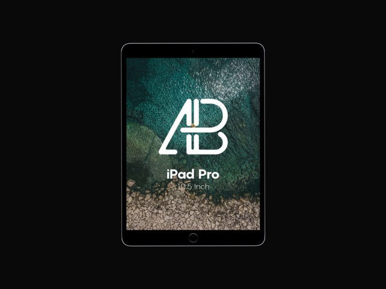 iPad Pro 10.5″ Mockup