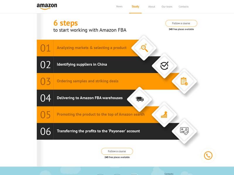 Amazon Step