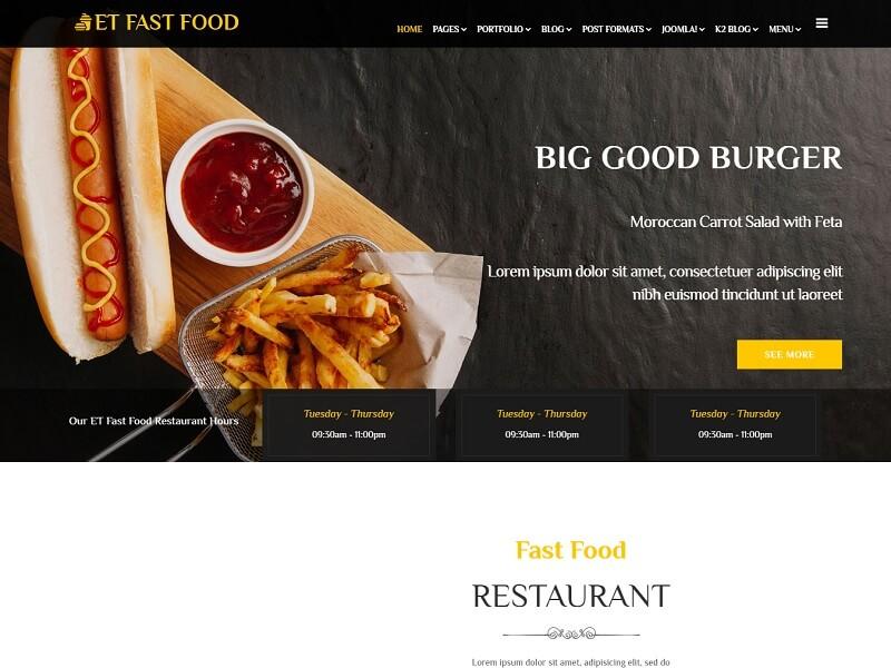 ET Fast Food