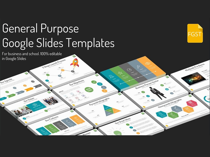 Google Slides General Purpose