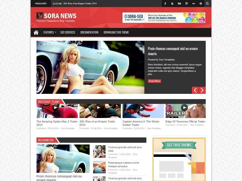 Sora News