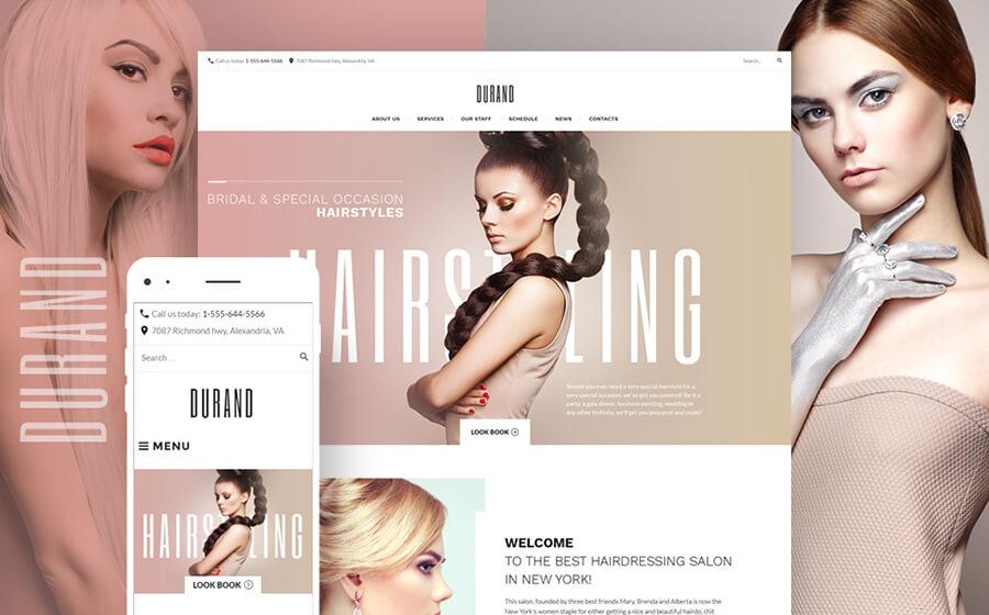 Beauty & Hair Salon